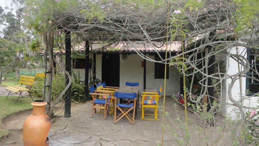 Fachada Casa La Rupa