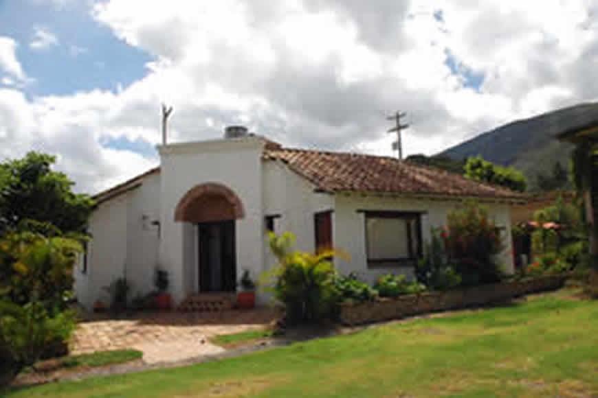 Alquiler casa flores en Villa de Leyva