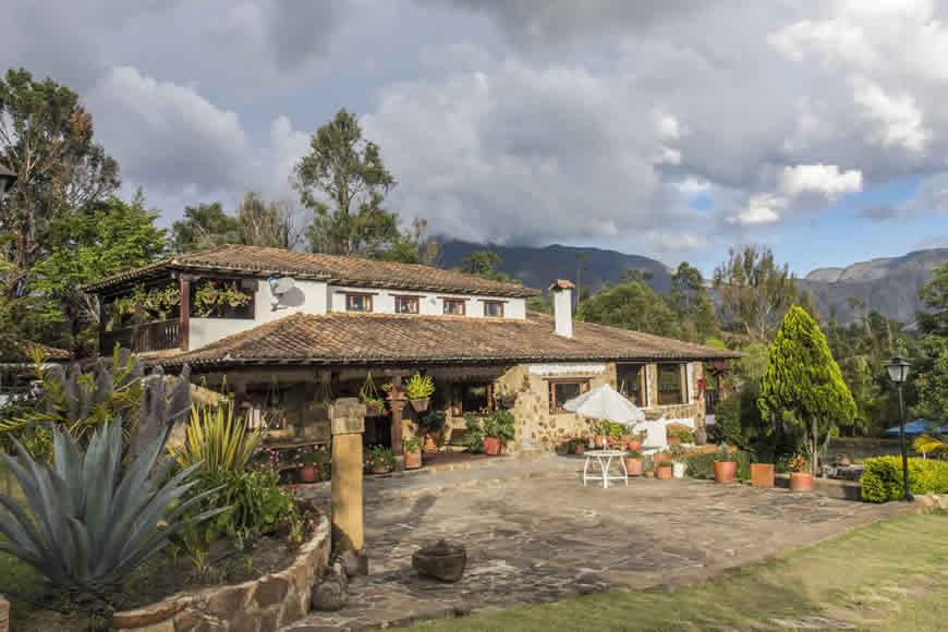 Alquiler casa el Pino en Villa de Leyva