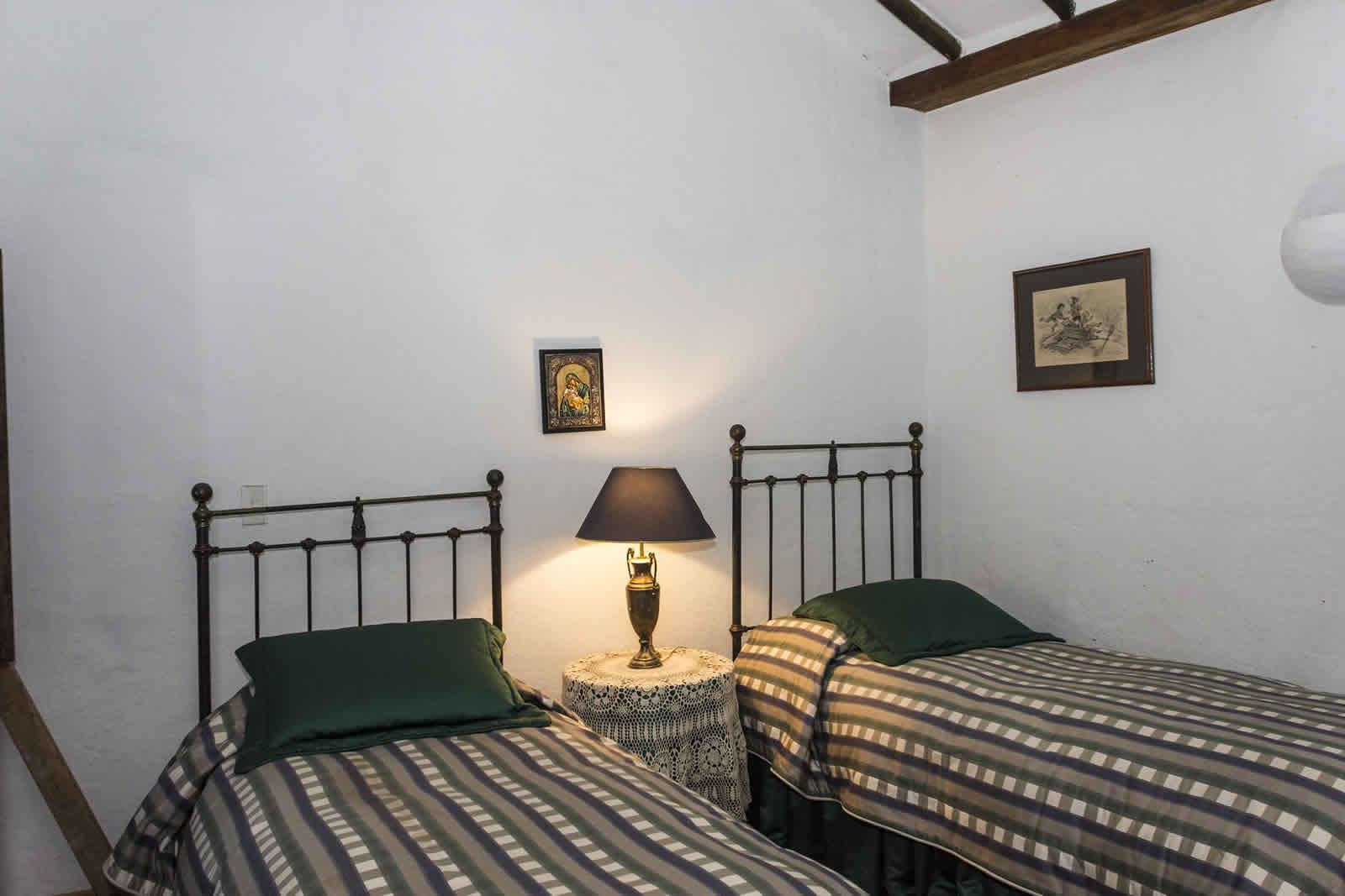Habitación 2 casa oasis para alquiler en Villa de Leyva