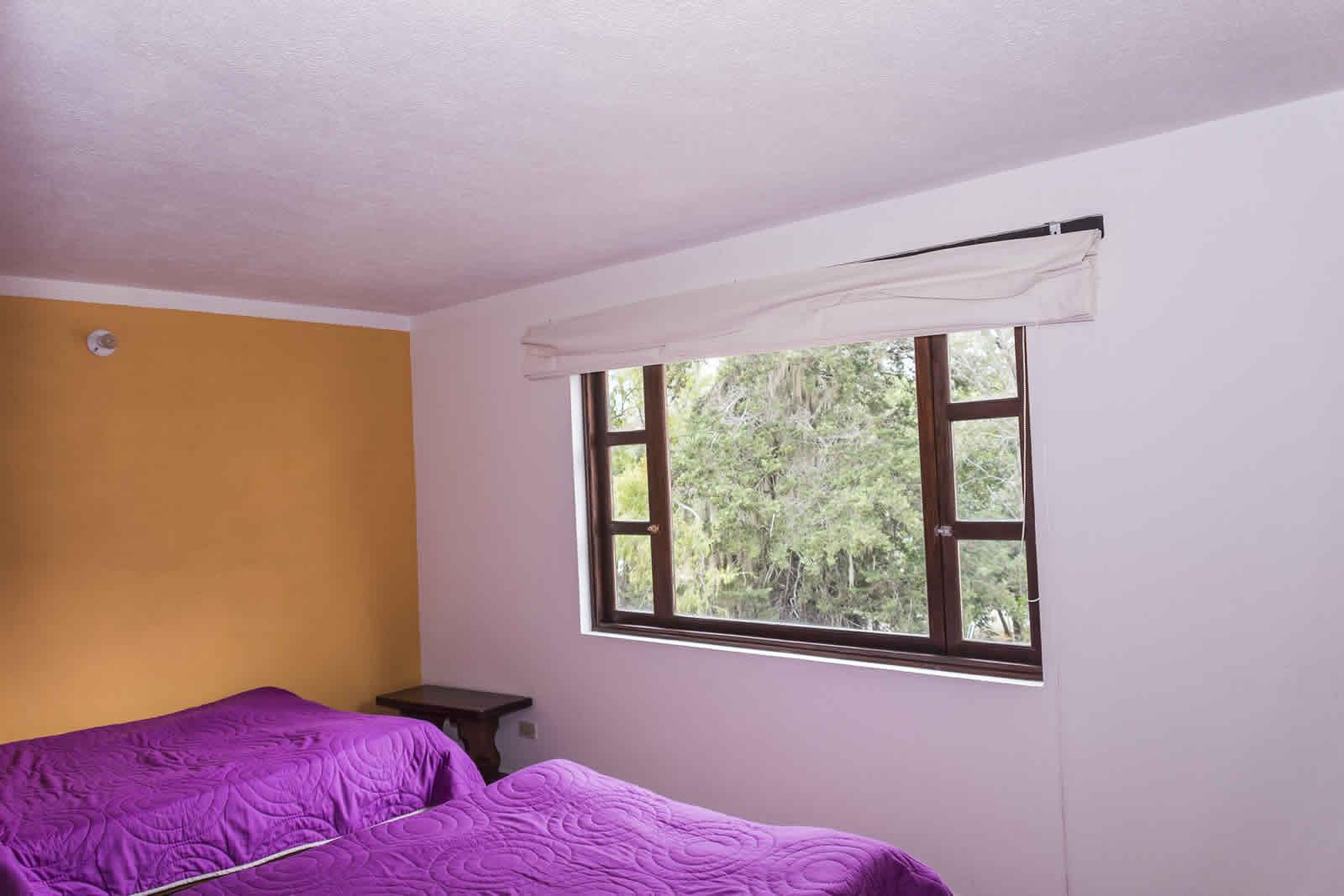habitación 4 casa rosa Villa de Leyva