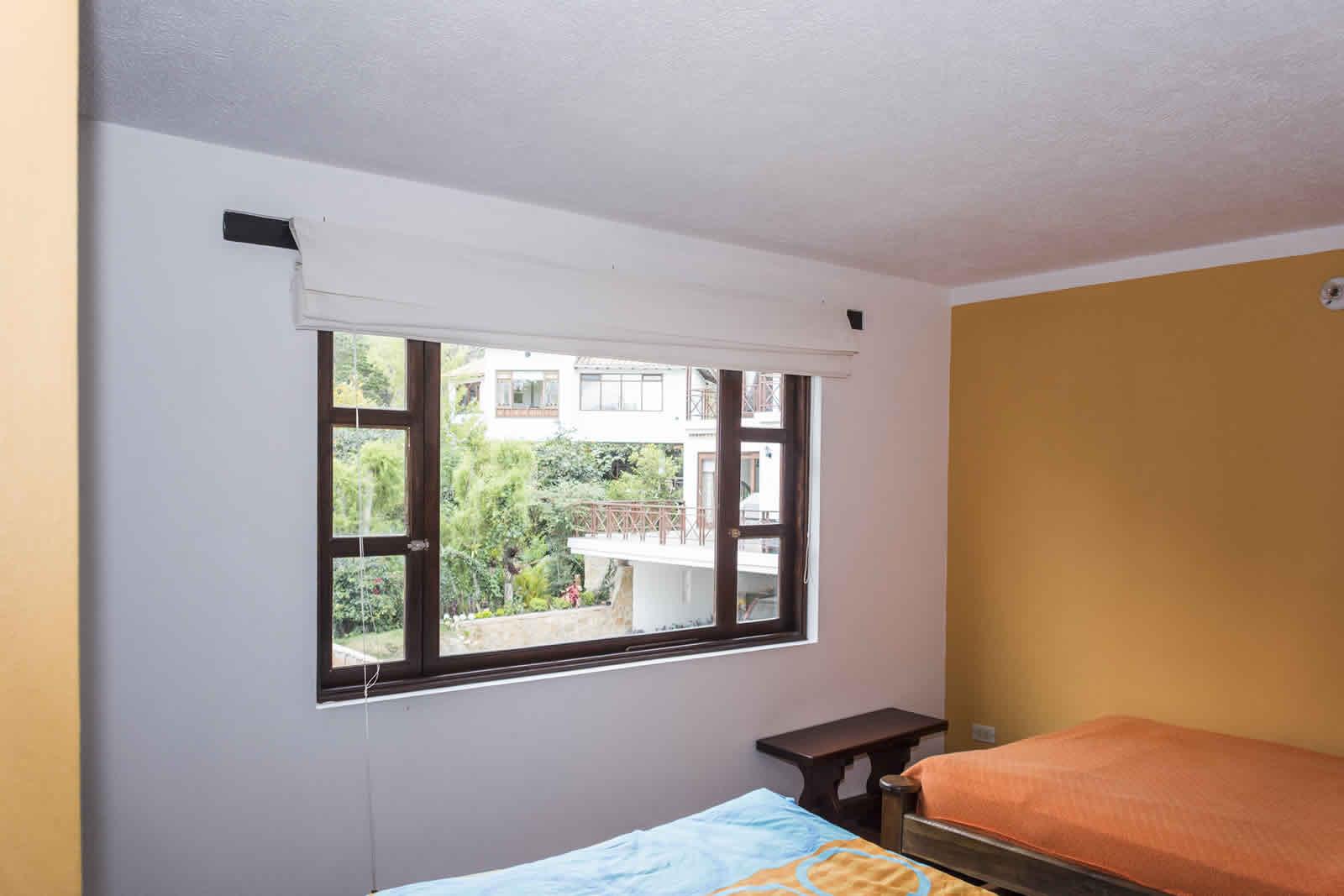 Habitación 5 casa rosa Villa de Leyva