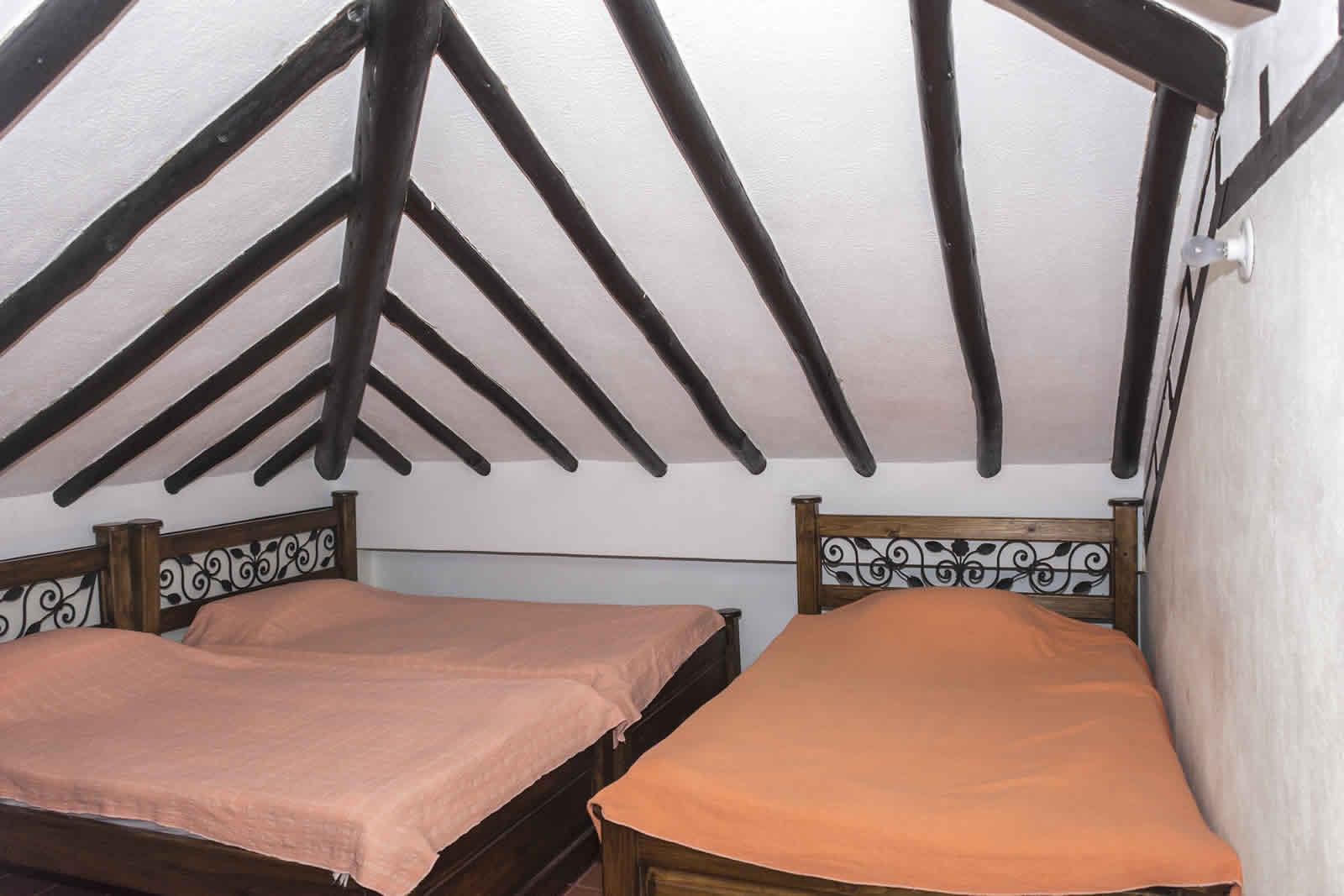 Habitación 7 casa rosa Villa de Leyva