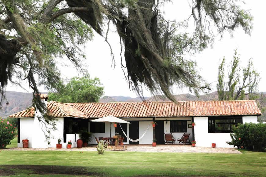 Hacienda Veracruz - casa del río