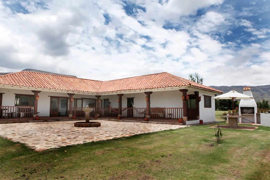 Hacienda Veracruz en Villa de Leyva