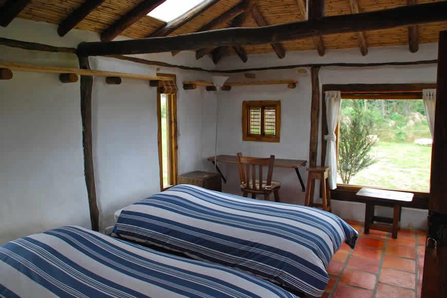 habitación 1 casa San Juan de Luz 1 en Villa de Leyva