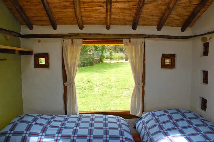 habitación 2 casa San Juan de Luz 1 en Villa de Leyva