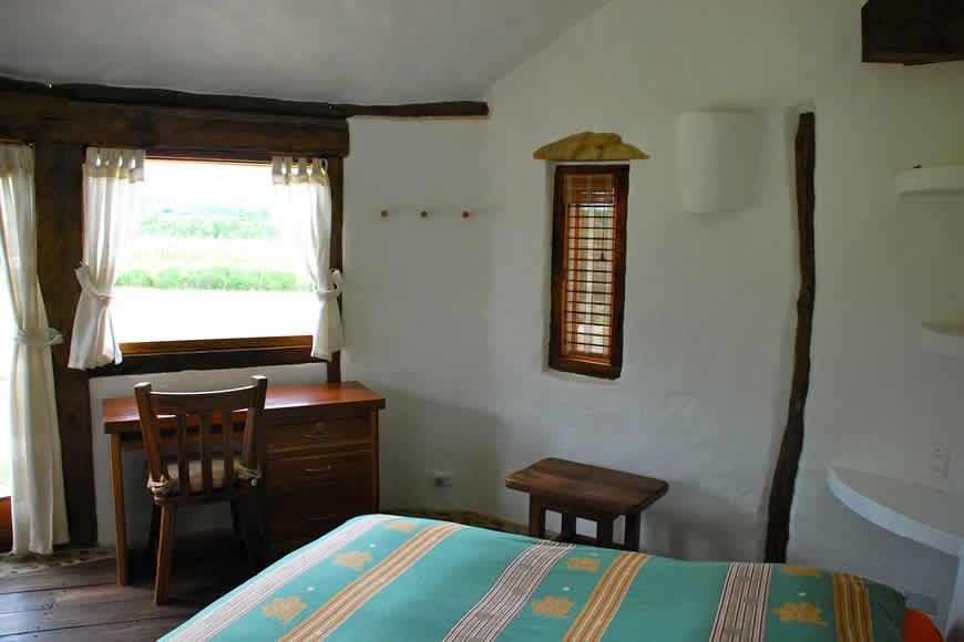 habitacion principal casa San Juan de Luz 1 en Villa de Leyva