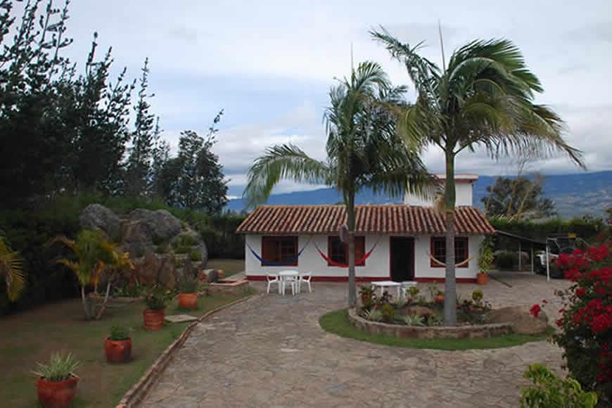 Alquiler casa Loma de los Vientos Villa de Leyva