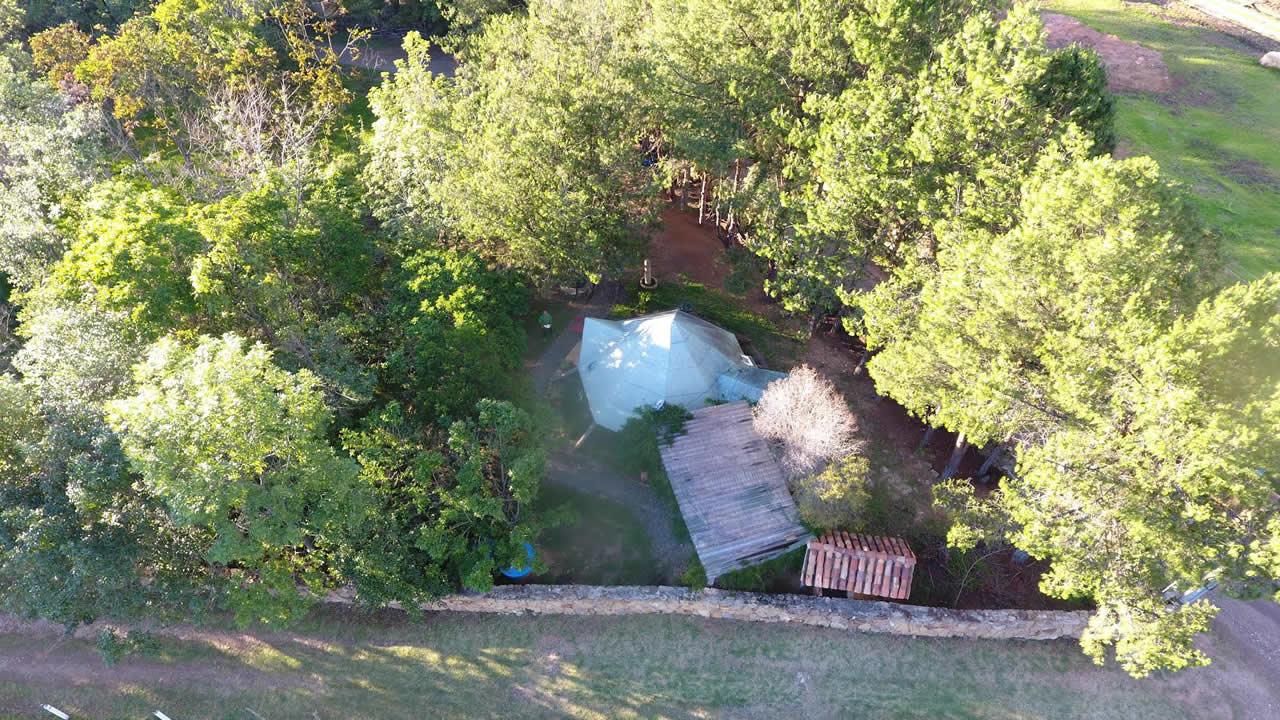 Maloka 1 en Villa de Leyva - Vista Aerea