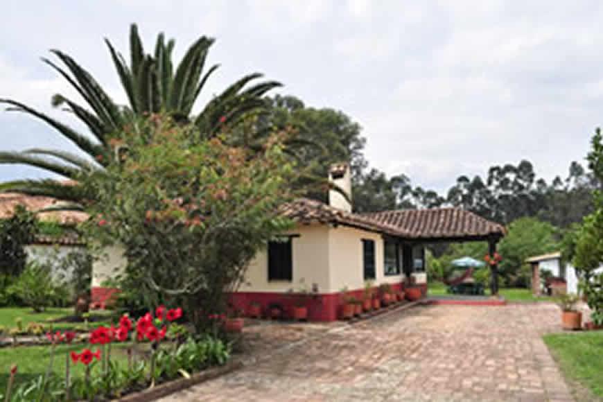 Casa La María en Villa de Leyva