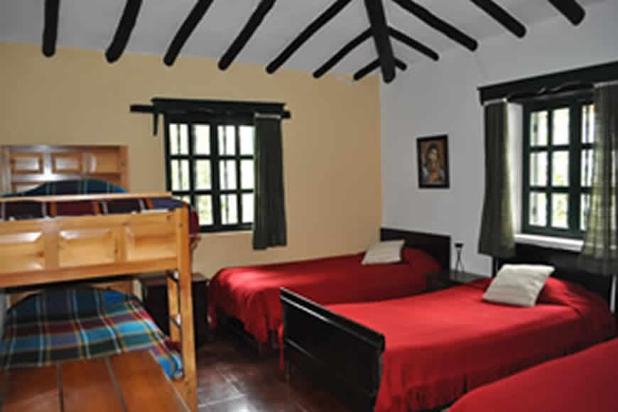 habitación 3 casa La María en Villa de Leyva