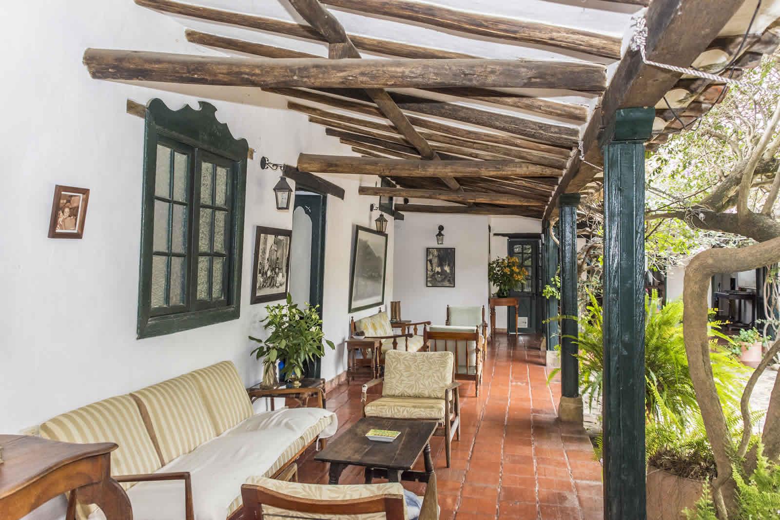 Pasillocasa Shonsua Villa de Leyva