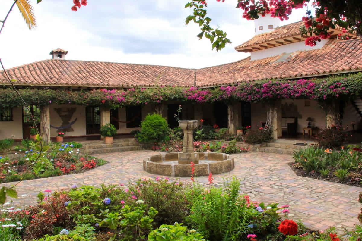 Casa la toscana para alquilar en villa de leyva - Casa rural en la toscana ...