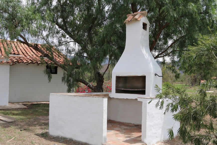 BBQ casa del río en Villa de Leyva