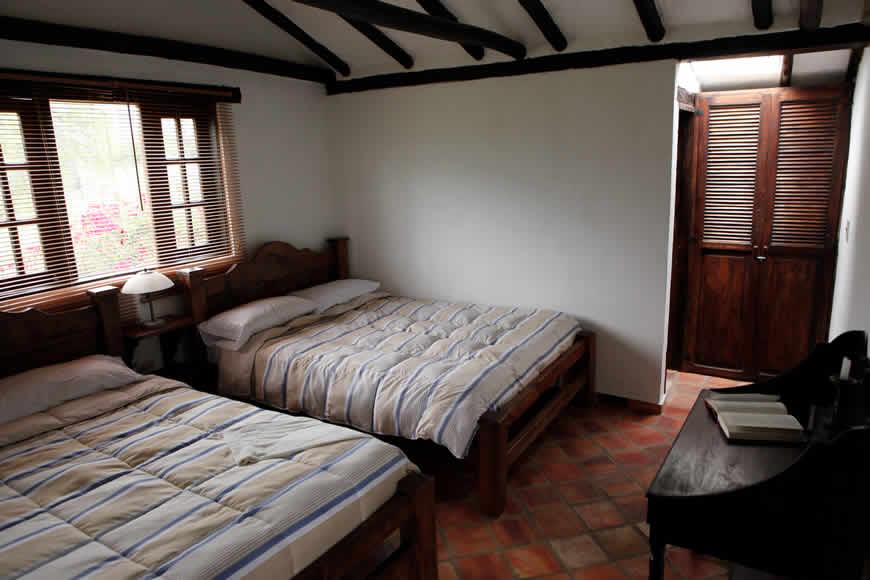 Habitación 3 Casa del Río en Villa de Leyva