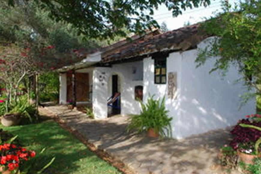 Alquiler cabaña la Rupa en Villa de Leyva