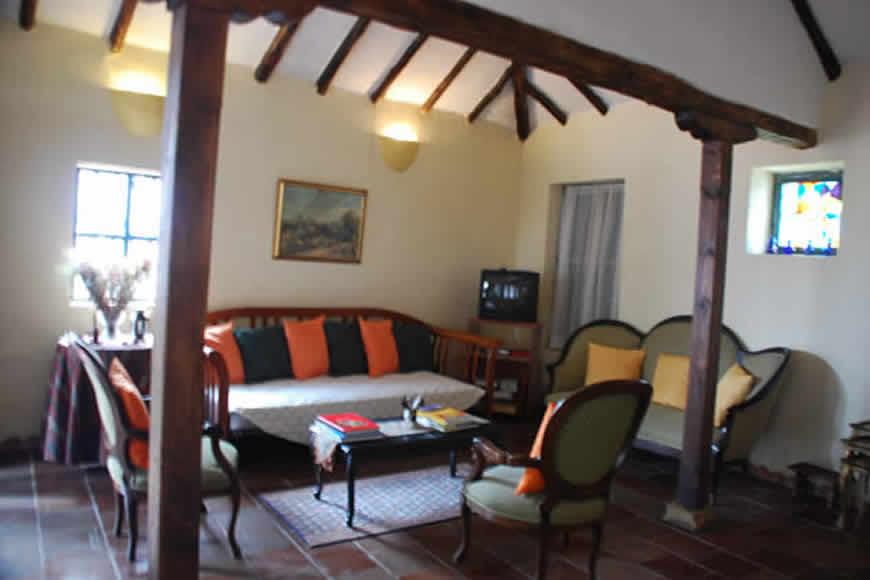 Sala casa villa diego en Villa de Leyva
