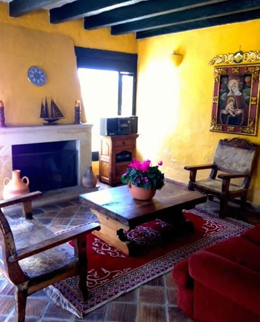 sala casa tamoe villa de leyva