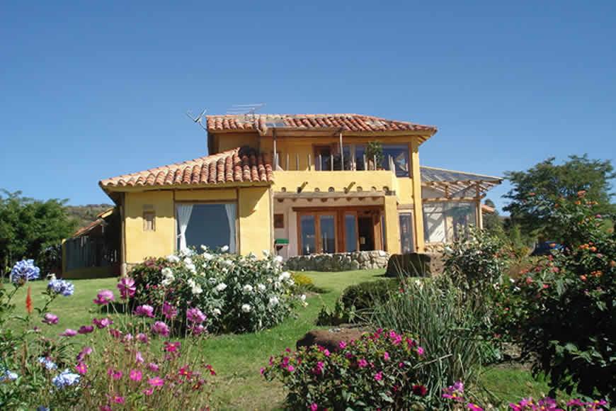 Alquiler casa San Juan de Luz 2 Villa de Leyva