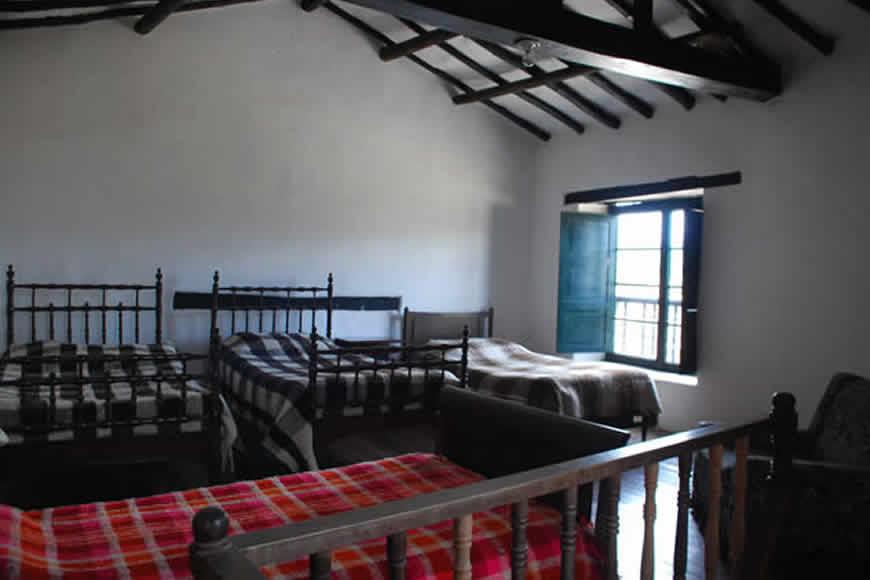 Altillo casa shonsua en Villa de Leyva
