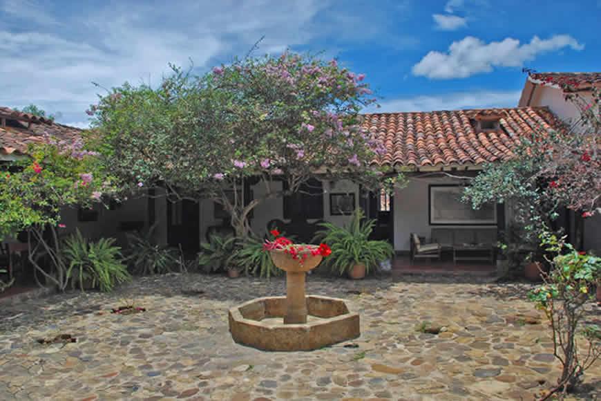 Alquiler casa Shonsua en Villa de Leyva