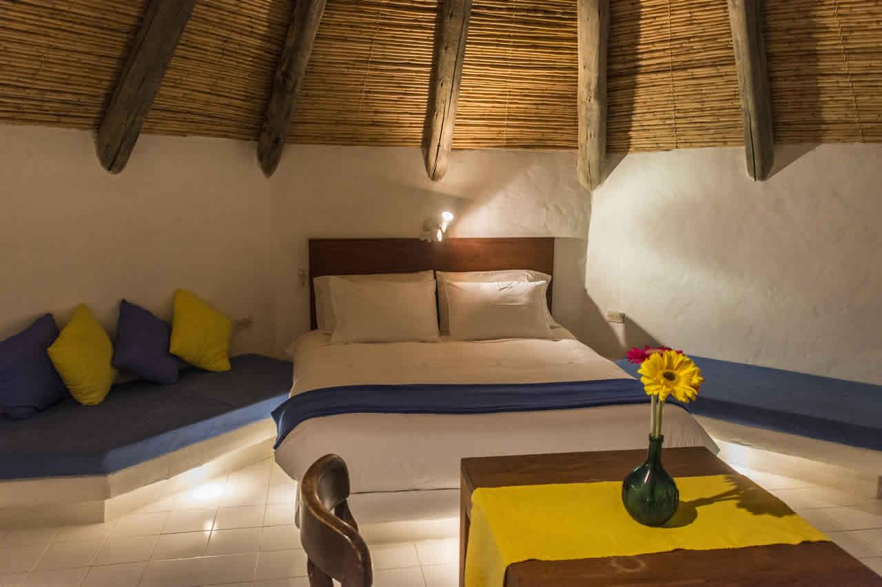 Suites Maloka agua en Villa de Leyva