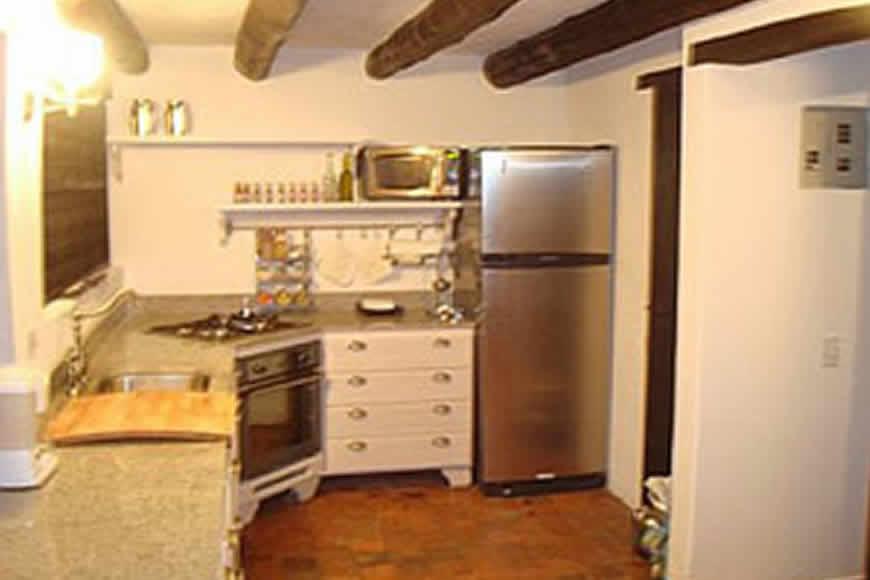 Cocina casa valparaiso en Villa de Leyva