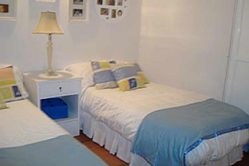 Habitación 3 casa valparaiso en Villa de Leyva