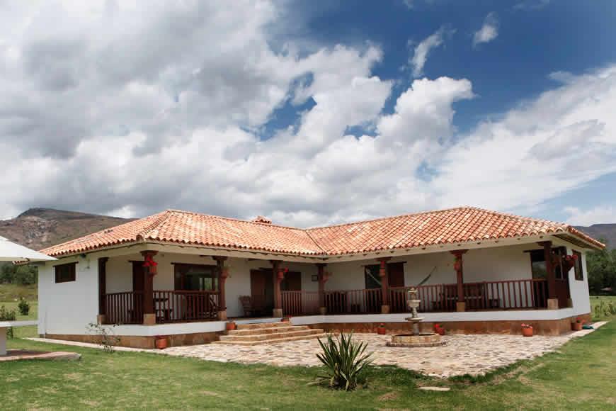 Villa de Leyva casa Andalucía