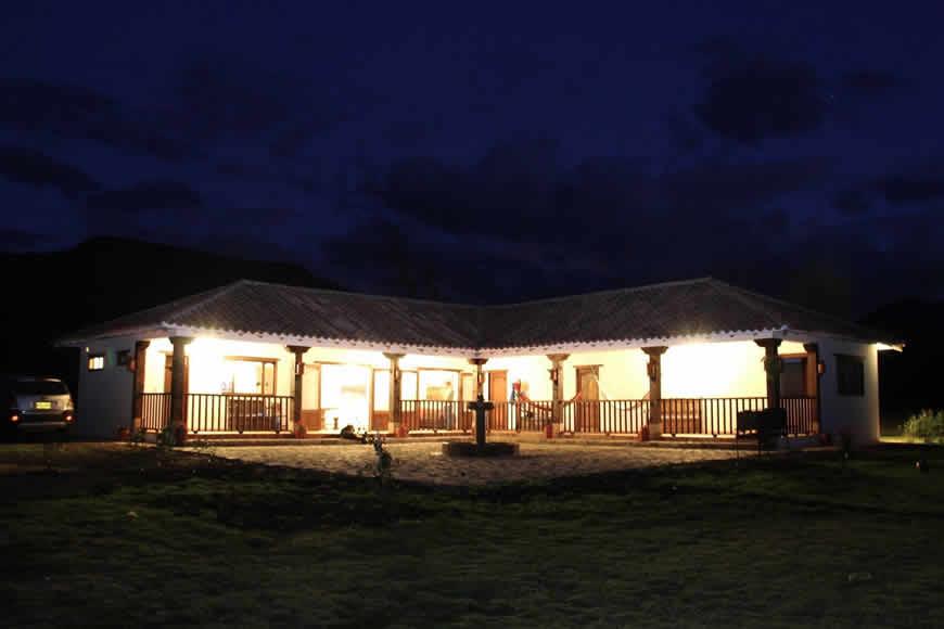 Villa de Leyva romantica