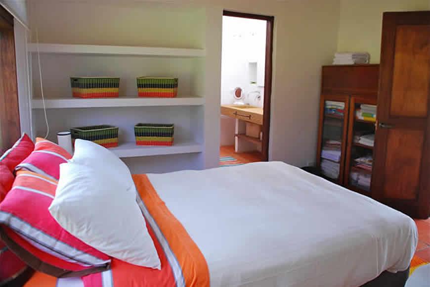Habitación 2 casa del viento en Villa de Leyva