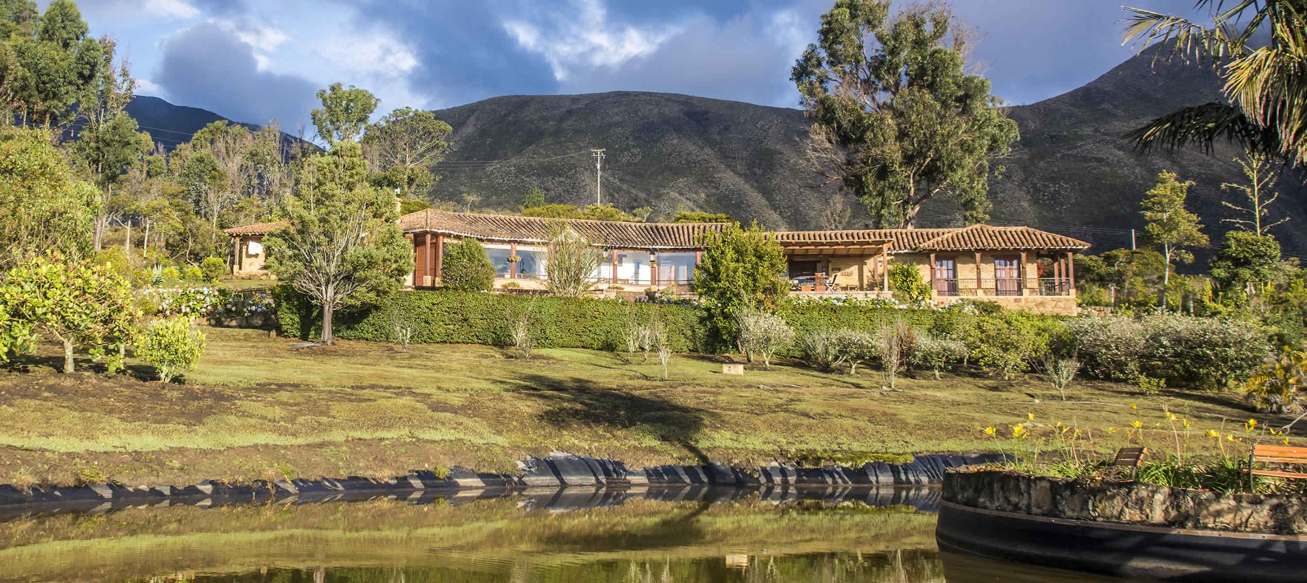 Finca Ghivizzano casa para para alquiler en Villa de Leyva