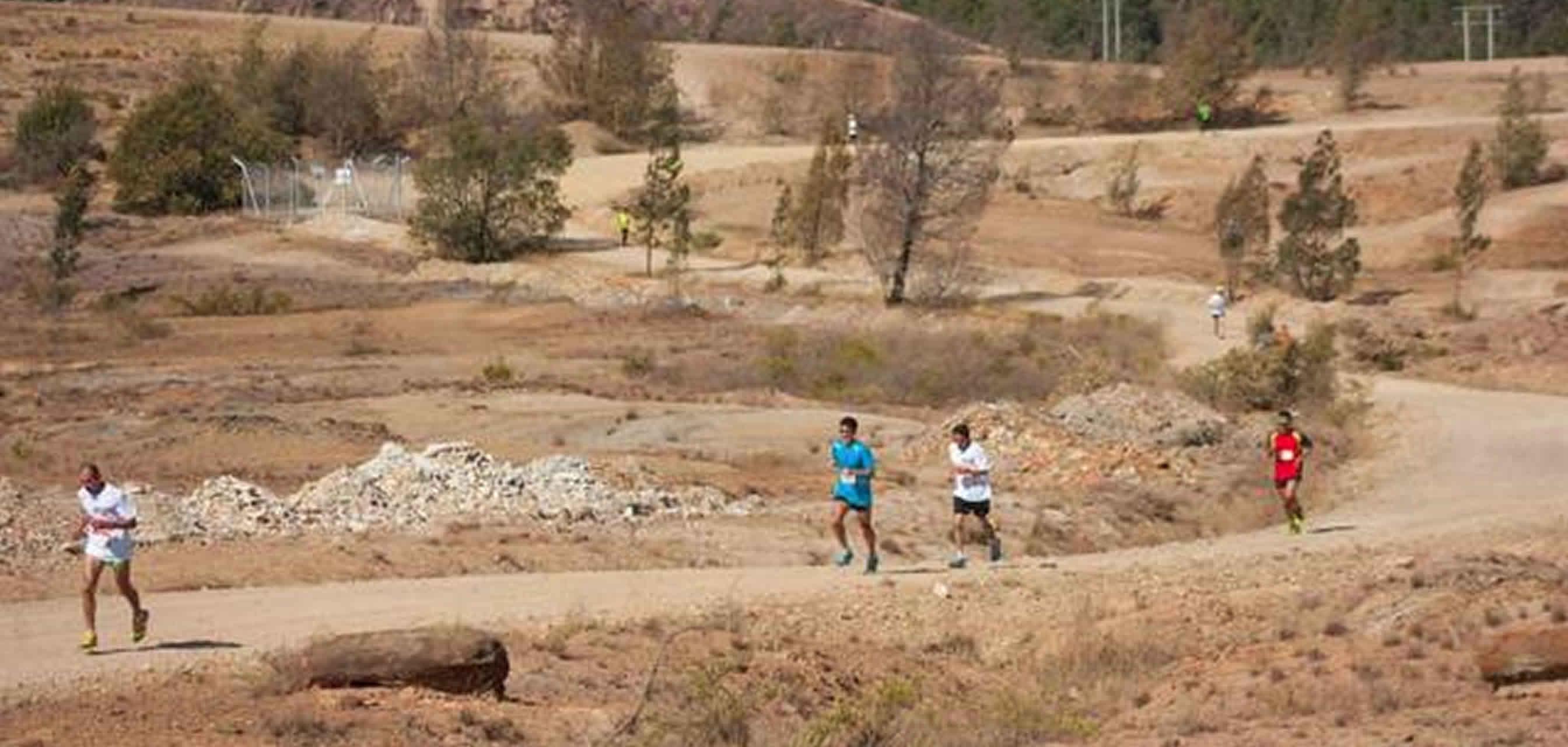 Carrera atletismo en Villa de Leyva