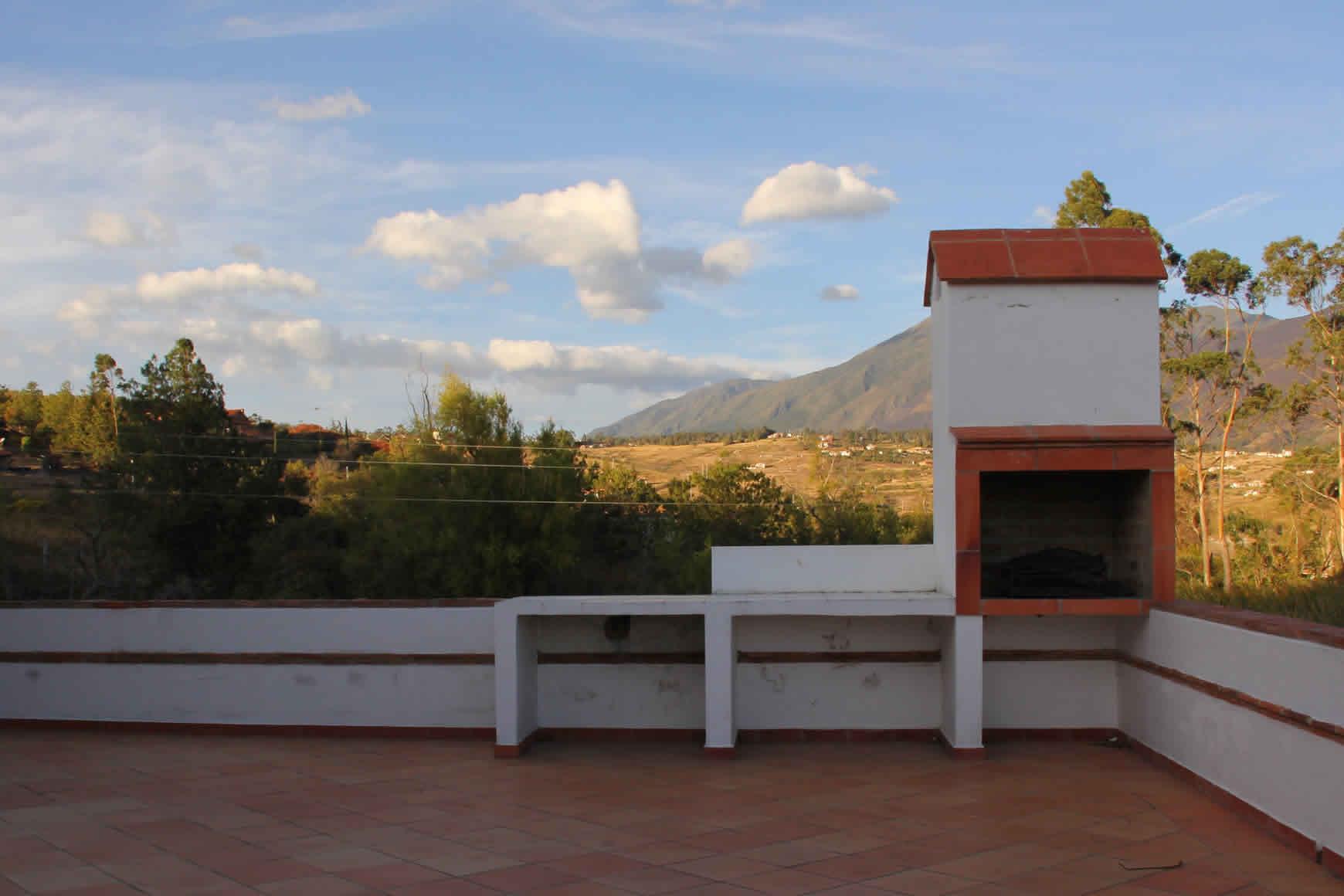 bbq casa ecatepec en Villa de Leyva
