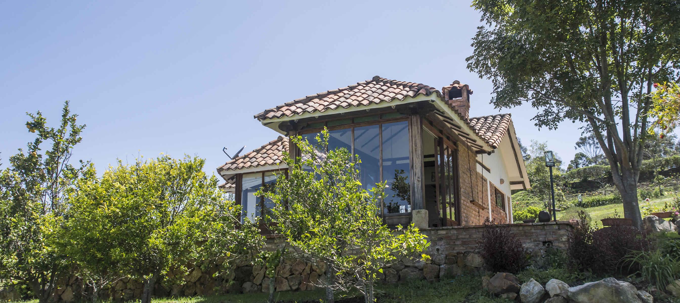 Cabaña Ghivizzano casa para para alquiler en Villa de Leyva