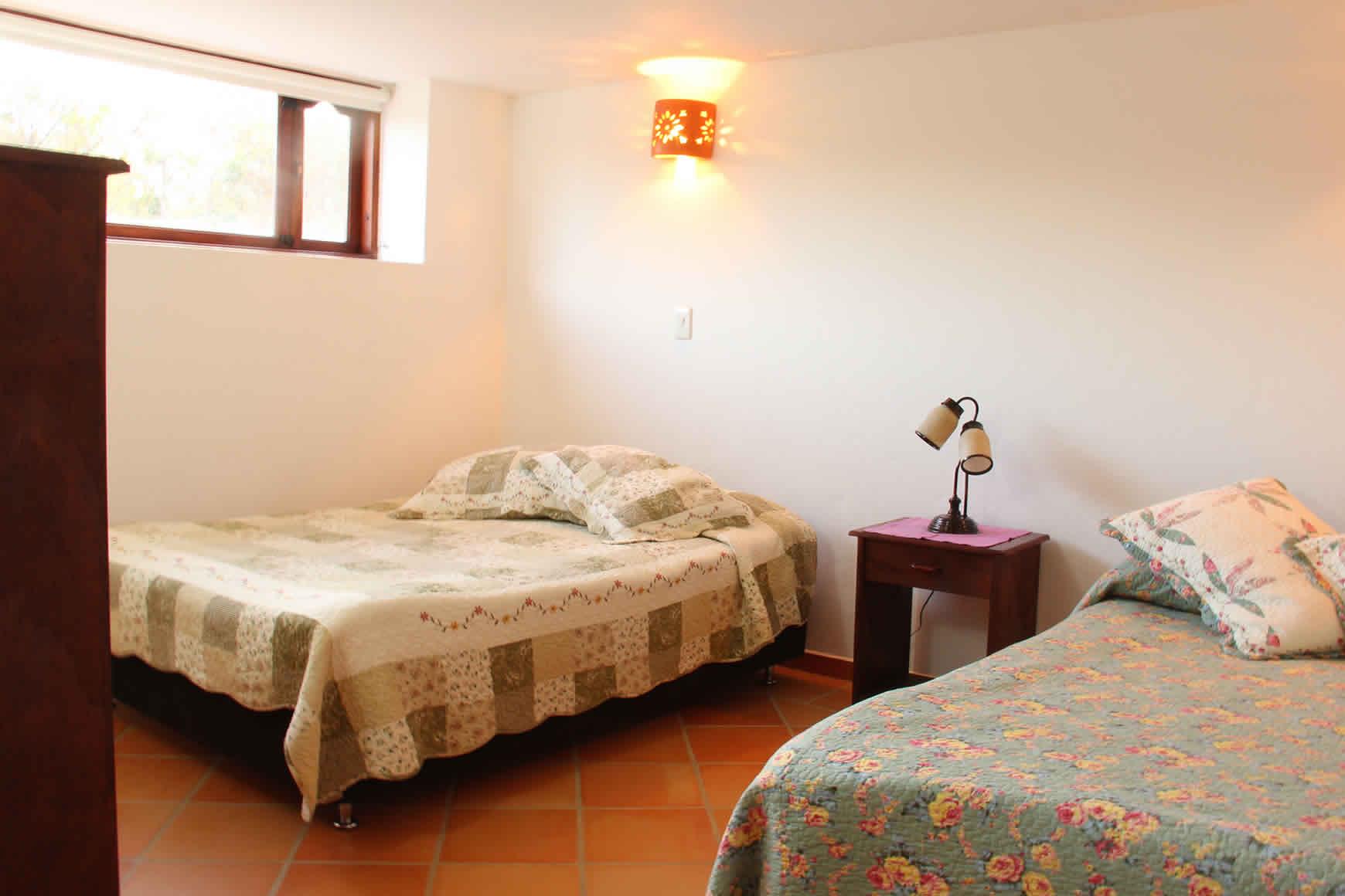 Habitación 3 casa ecatepec Villa de Leyva