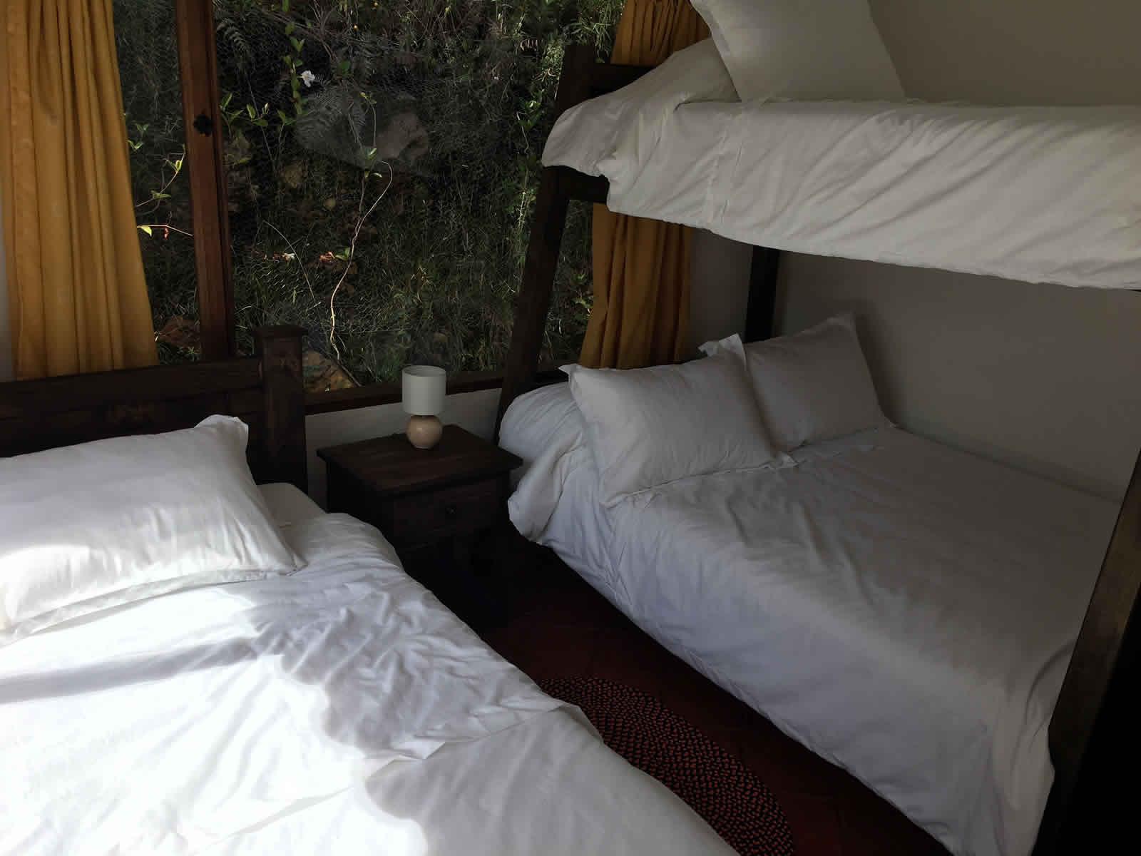 Alquiler cabaña El Paraíso en Villa de Leyva - habitación 2