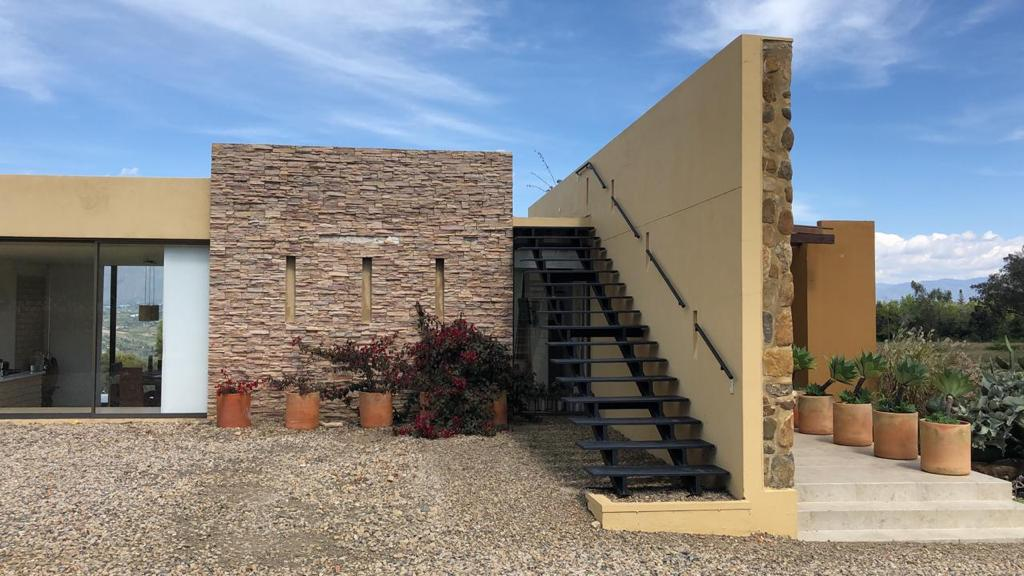 Fachada- Ecce Homo, Villa De Leyva