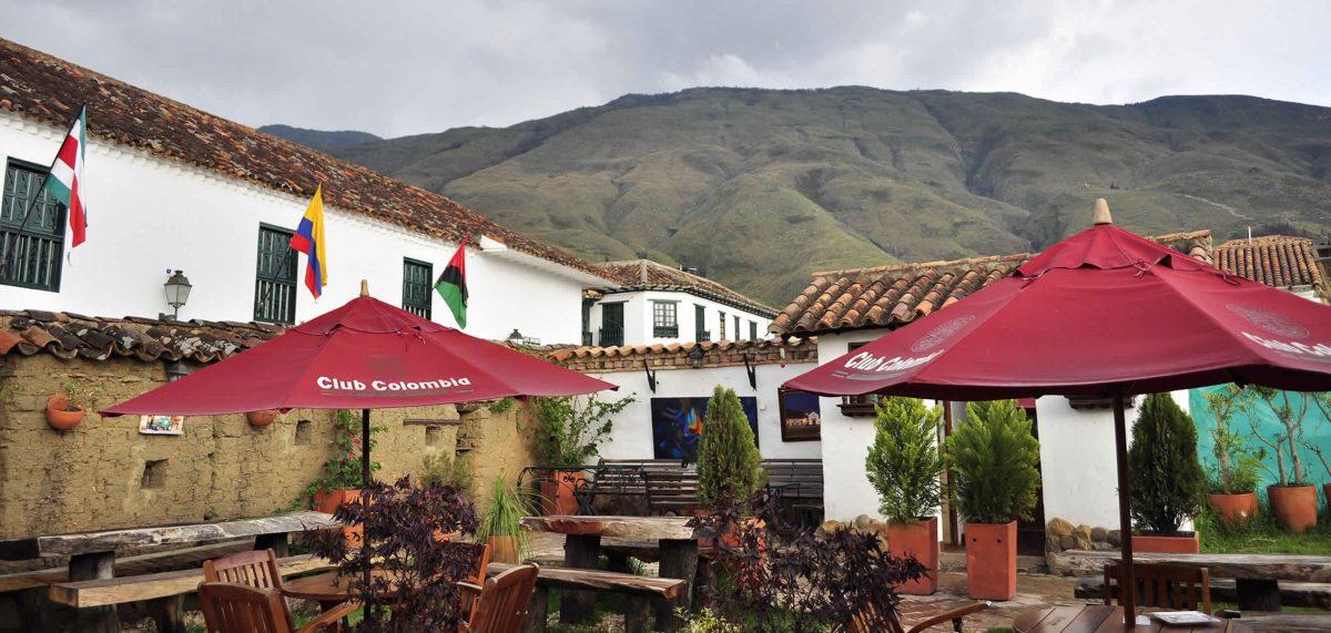 Festival gastronómico de Villa de Leyva 2016
