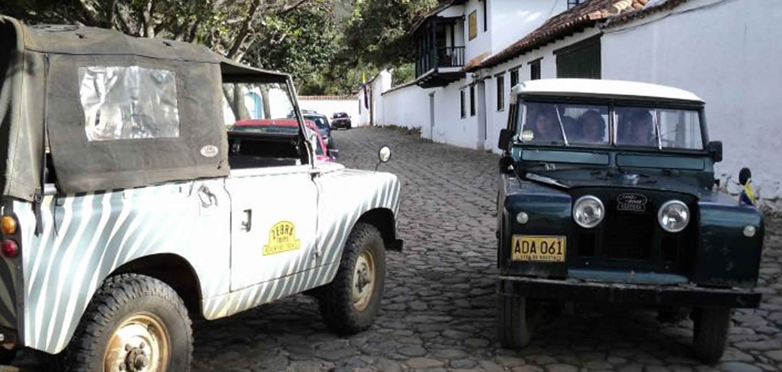 X Encuentro Nacional Land Rover en Villa de Leyva