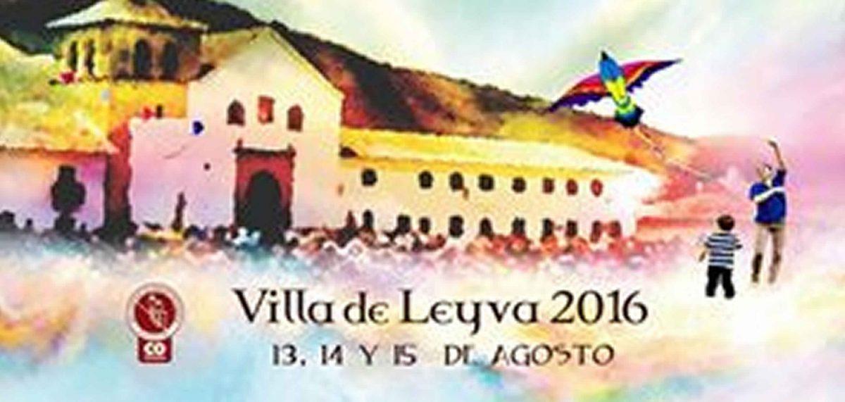 Festival de cometas de Villa de Leyva 2016