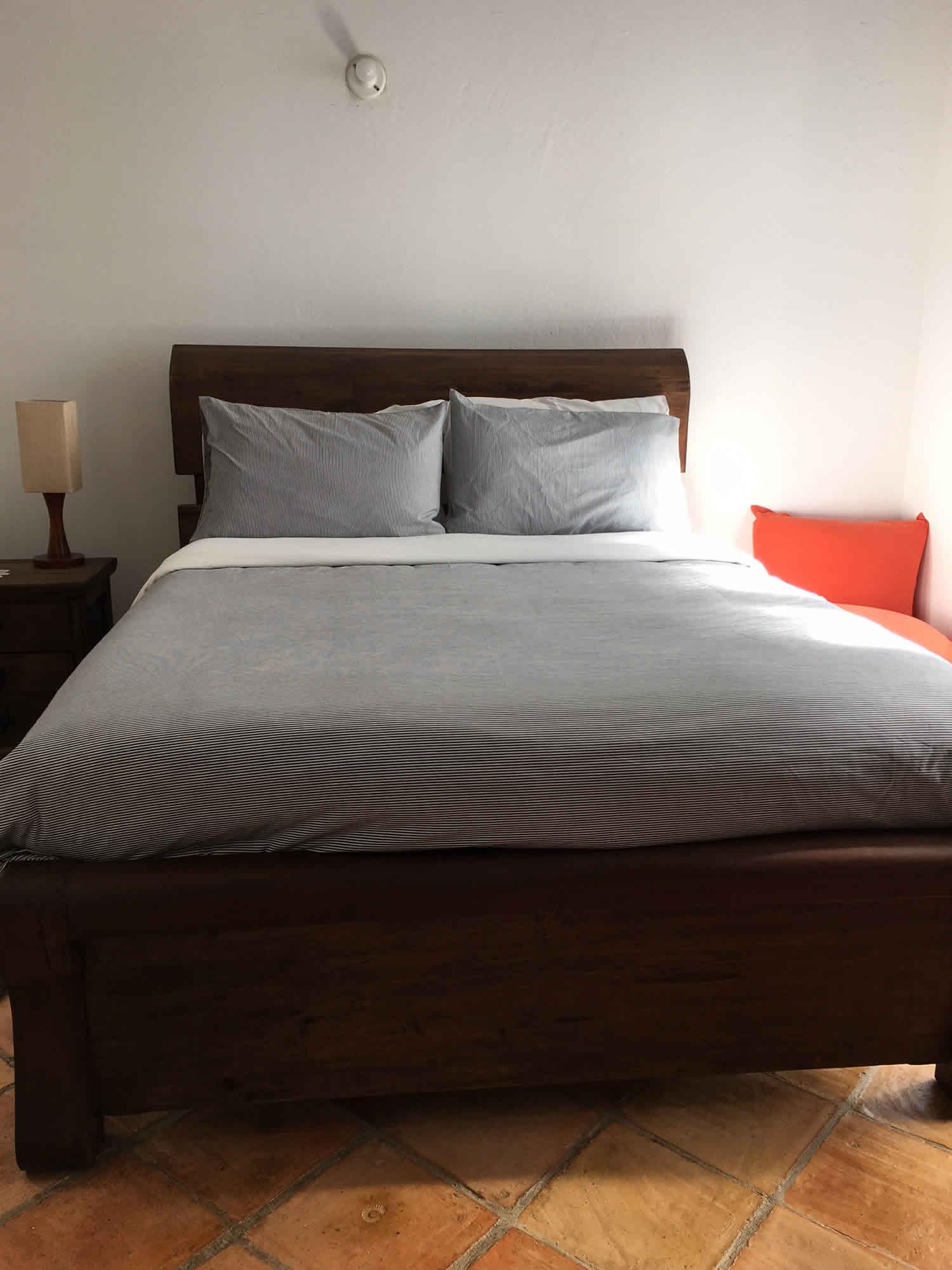Alquiler Casa Azul en Villa de Leyva Escalera habitación 3