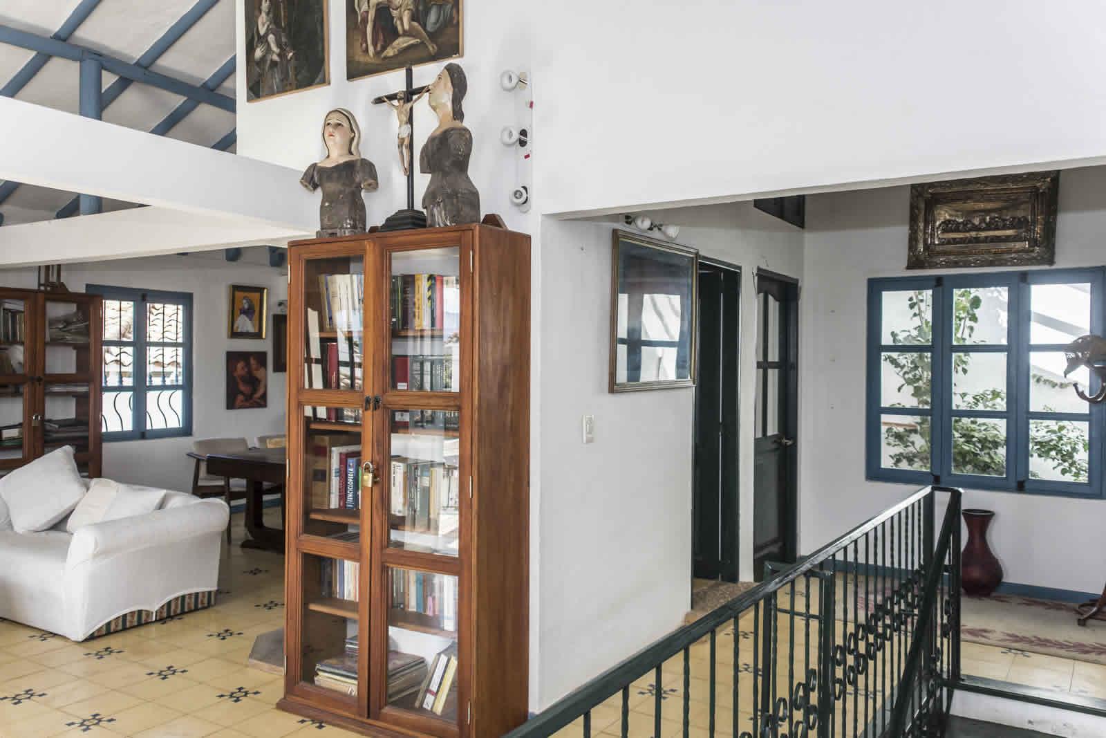 Alquiler casa Tulato Villa de Leyva segundo piso