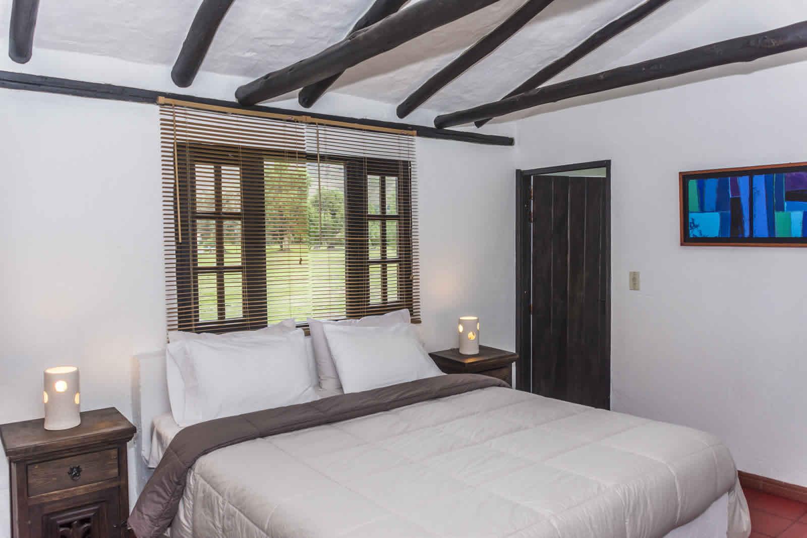 Alquiler casa de verano Villa de Leyva habitación 1