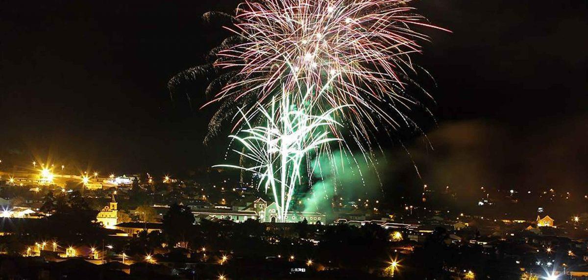 Festiva de luces de Villa de Leyva 2016
