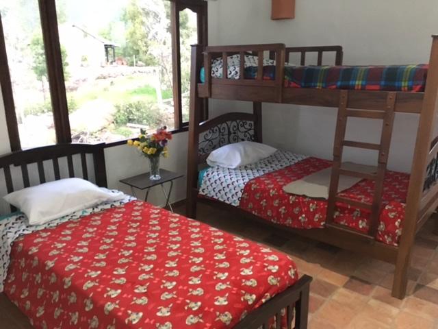Alquiler casa El Silencio en Villa de Leyva habitación 2