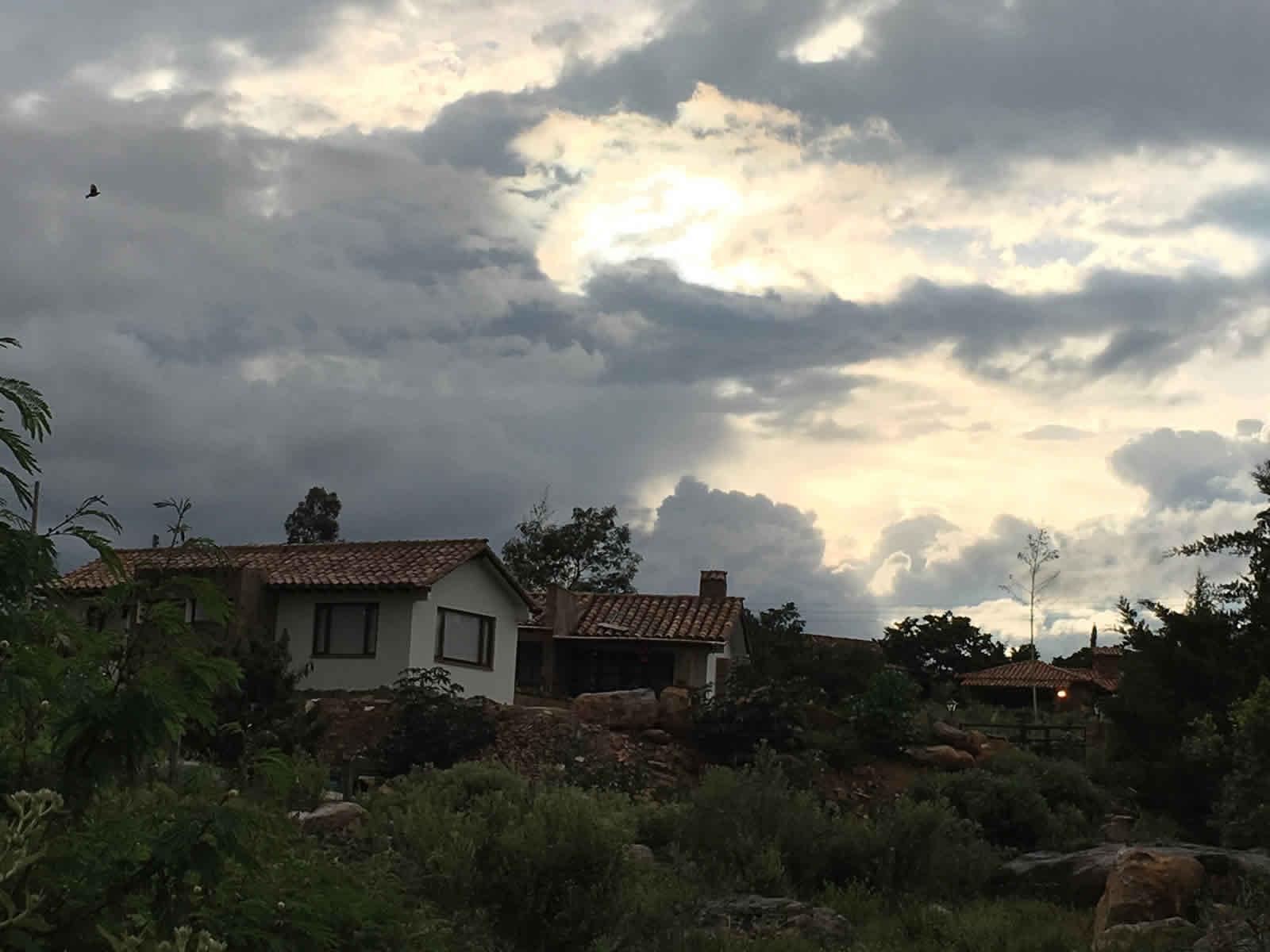 Alquiler casa El Silencio en Villa de Leyva - fachada