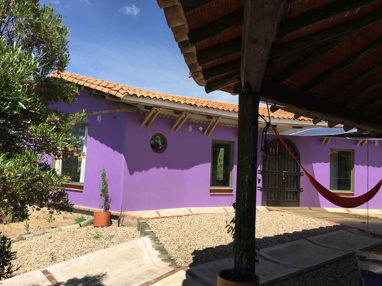 Alquiler casa Jishana Villa de Leyva - Exteriores