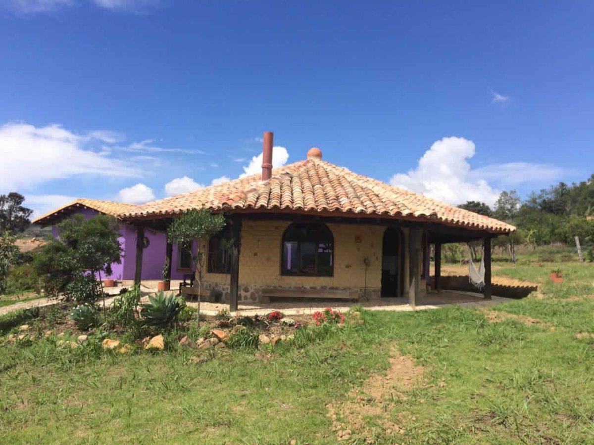 Alquiler casa Jishana en Villa de Leyva - Fachada